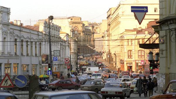 фото кузнецкий мост москва