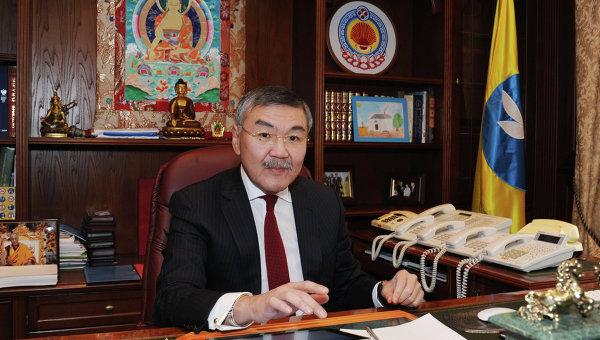 Глава Калмыкии: регион перестанет быть сверхдотационным в 2013 году